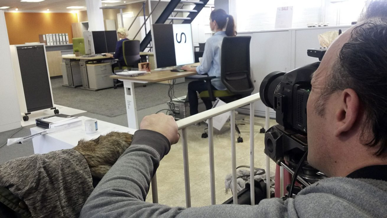 Eizo Shooting Making of 5