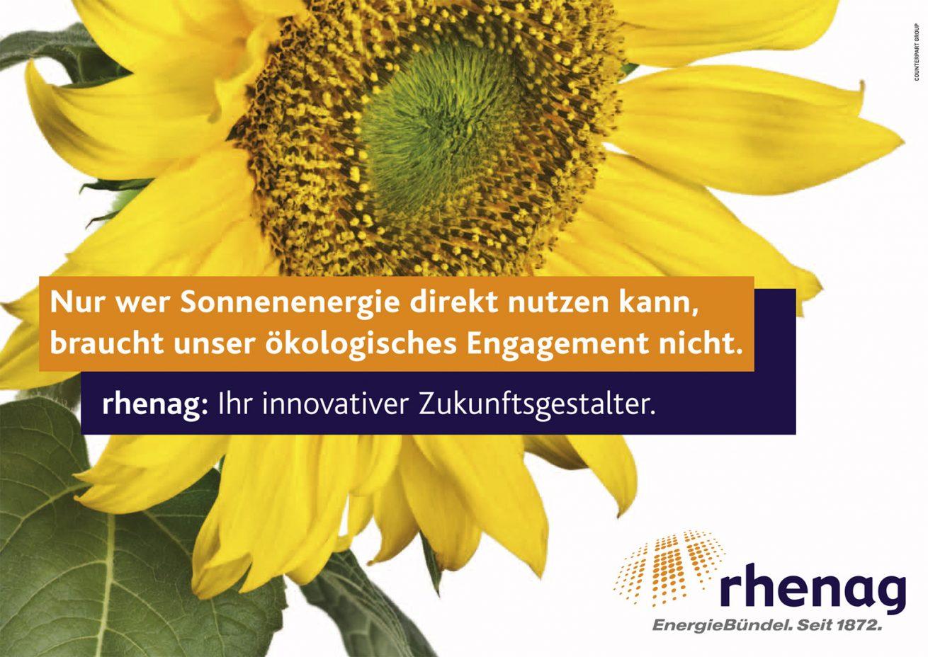 Rhenag Sonnenblume