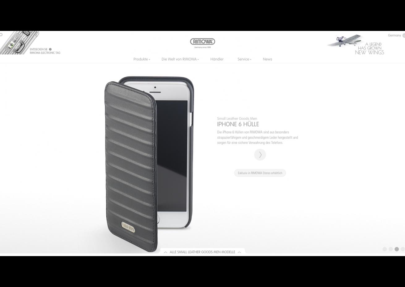 Rimowa Iphone Cover